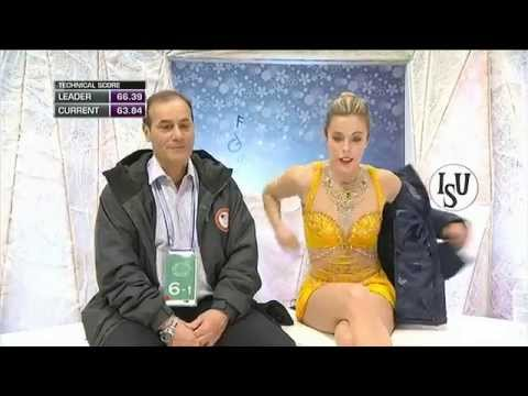 Ashley Wagner – 2014 World Figure Skating Championships – Free Skating