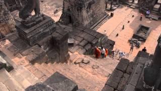 Excursions aux temples d'Angkor
