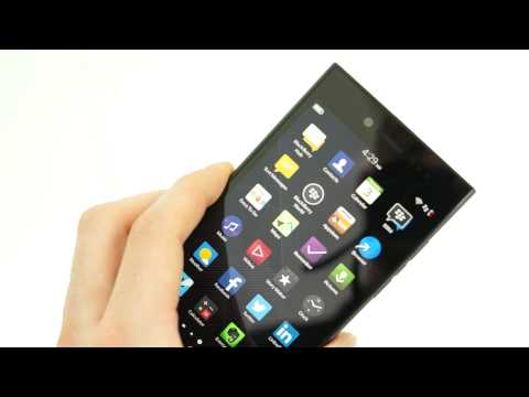 BlackBerry Leap Hands-on – MobileSyrup.com