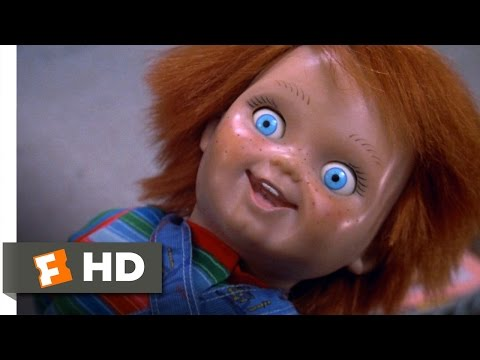 Child's Play (1988) - Chucky Doesn't Need Batteries Scene (3/12) | Movieclips