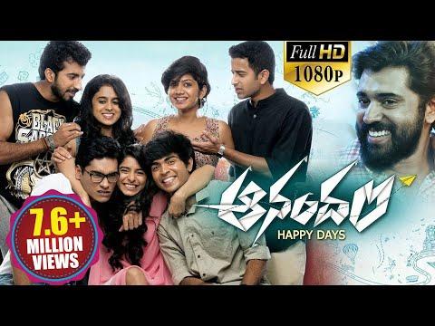 Aanandam Latest Telugu Full Length Movie   Arun Kurian, Thomas Mathew, Roshan Mathew - 2018