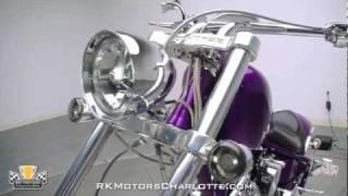 8. 132939 / 2005 American Ironhorse LSC