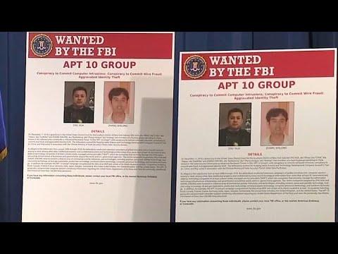 Διώξεις σε βάρος Κινέζων χάκερ άσκησαν οι αμερικανικές αρχές…