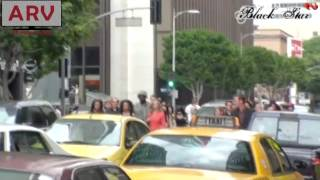 Black Star Tv№15 (Тимати перекрыл улицы Лос-Анджелеса) на ARV