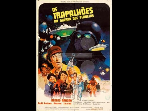 Movie - The Tramps in the Planet Wars (Brazil 1978)
