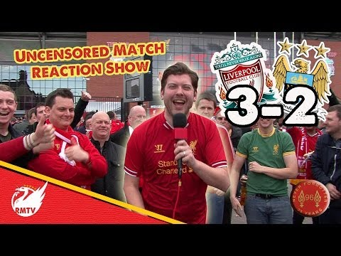 Liverpool 3-2 Man City: Coutinho Strike Sinks City (Uncensored Match Reaction Show)