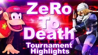 """ZeRo To Death"" – ZeRo's Tournament Highlights"