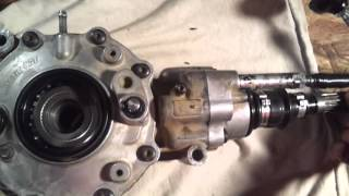 6. Arctic cat atv front differential  acuator fix.