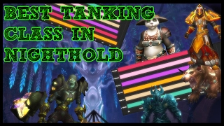 BEST TANKING CLASS IN NIGHTHOLD!!