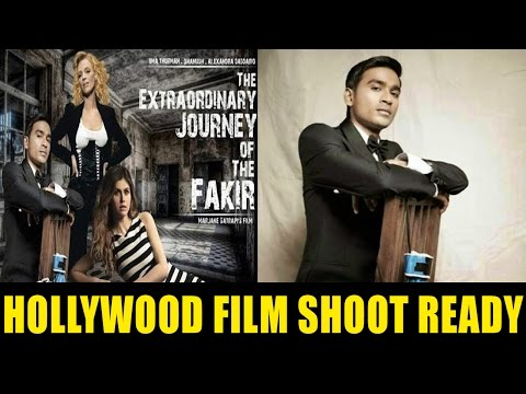 Dhanush Acting In Hollywood Movie  ..