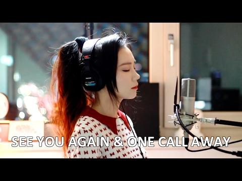 See You Again & One Call Away ( MASHUP cover by J.Fla )