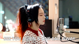 Video See You Again & One Call Away ( MASHUP cover by J.Fla ) MP3, 3GP, MP4, WEBM, AVI, FLV Maret 2018