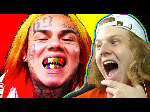Video HE'S BACK! 6IX9INE