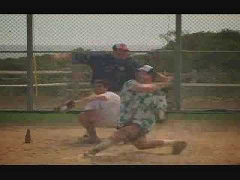 Cisco Beer Softball Commercial