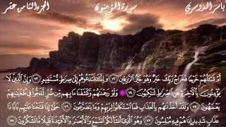 سورة المؤمنون. ...ياسر الدوسري. ...