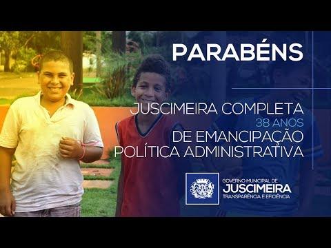 38º ANIVERSÁRIO DE JUSCIMEIRA
