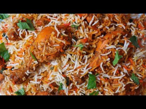 Chicken Tikka Biryani || चिकन टिक्का बिरयानी | Lockdown Special