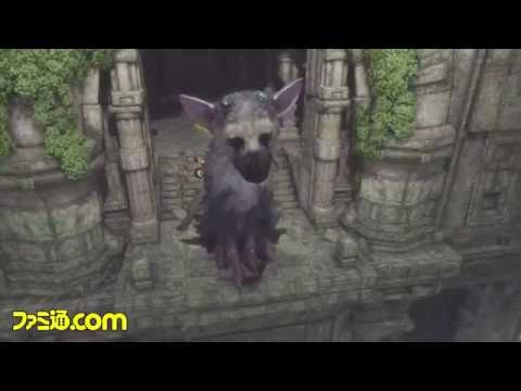 The Last Guardian - Gameplay TGS 2016