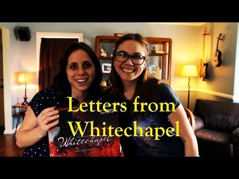 Letters from Whitechapel - Girls' Game Shelf #7