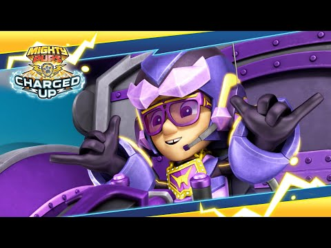 Mighty Pups Charged Up: Pups vs.The Super Sonic Sound System   PAW Patrol Official & Friends