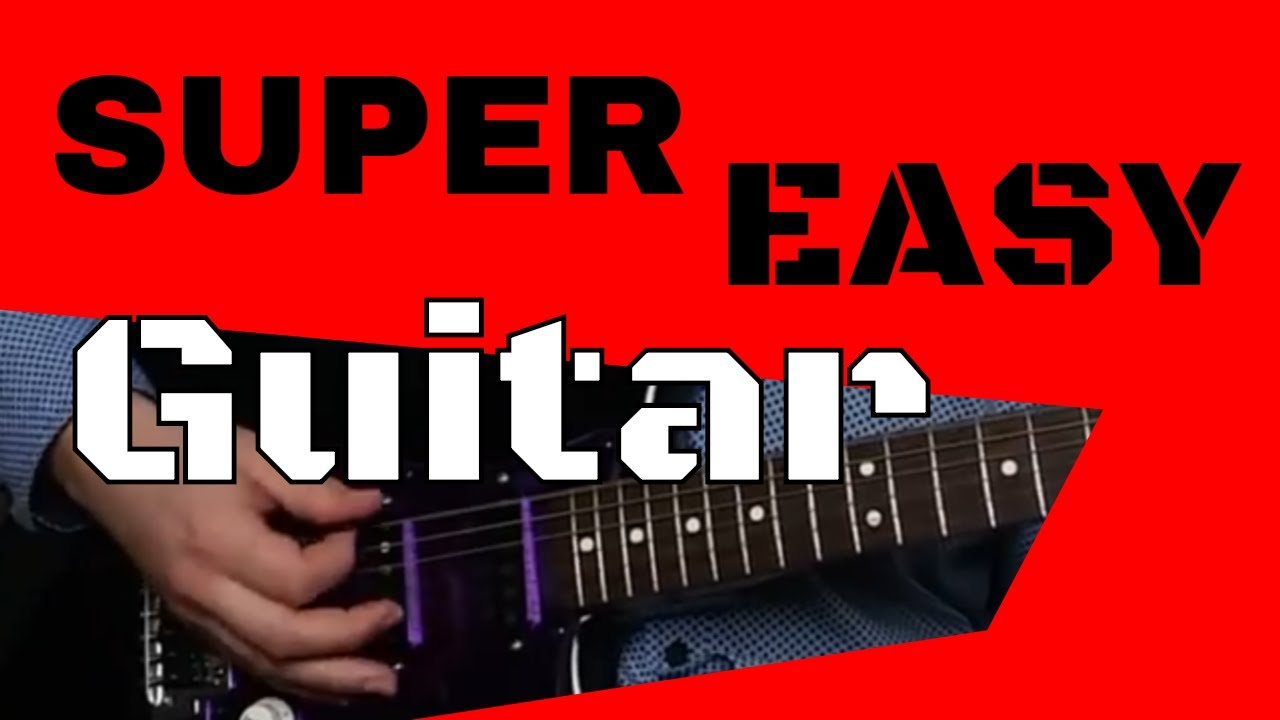 How To Play Electric Guitar Step By Step For Beginners