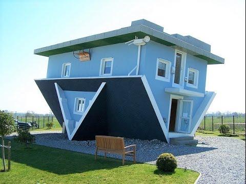 The Weirdest Houses Ever Built