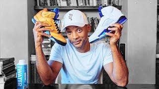 Air Jordan 5 'Fresh Prince' Unboxing AND JUMP TEST!