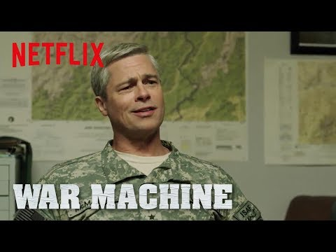 War Machine (Teaser)