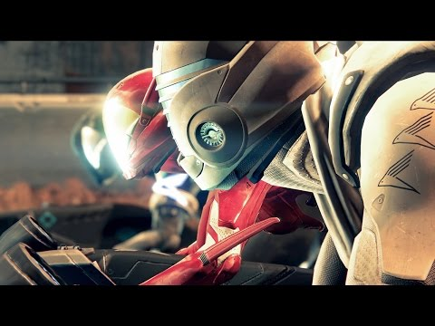 Destiny: The Taken King – Sparrow Racing League – HD Reveal Trailer