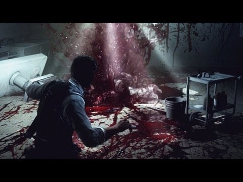 Extended Gameplay Trailer for The Evil Within