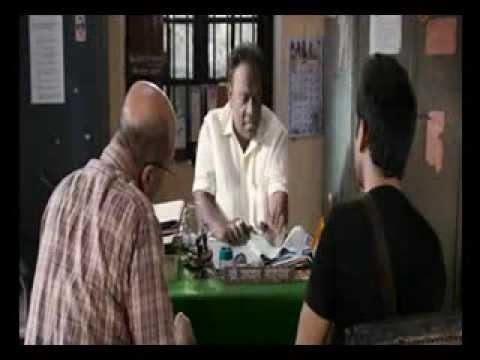 "Datta Sonawane in ""Sooper Se Ooper"" movie."