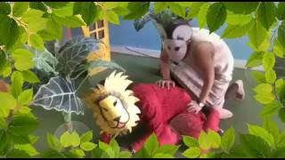 Story enactment Lion and Mouse Part 1