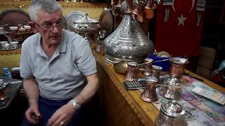 Visit art craft street at at the center of Sarajevo. visit Bosnia,  Visit Bosnia, visit Bodkins, walk in Bosnia, life in Bosnia today, Daniel world travel, travel with Daniel*** ~ PLEASE SUBSCRIBE ~ ***At least one new video is posted each and every day! Join Daniel as he travels the WORLD exploring, helping violinists, violin makers and teachers, making and sharing videos that entertain and educate!Go places you've never gone before but have always wanted. Find out what it's like to live like a local in different corners of the earth. What's next? SUBSCRIBE to find out!Like, Comment and Share on:AV Daniel Violin ~ Facebook Fan Page! ~https://www.facebook.com/AVDanielViolinFanpage/https://www.youtube.com/channel/UC33DZIOL5BhWju6kq1-bqmA?sub_confirmation=1