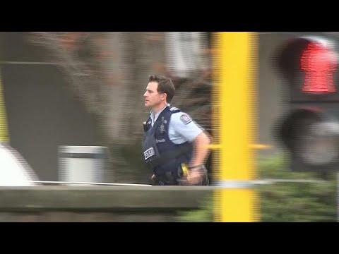 Neuseeland: Bluttat in Christchurch - Polizei nennt neue Details