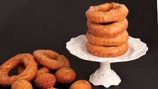 Old Fashioned Sour Cream Donuts | Episode 1053 by Laura in the Kitchen