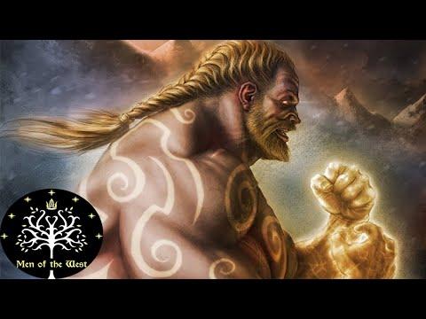 Tulkas, Champion of the Valar - Epic Character History