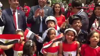 فرحة الديموقراطية في كل ربوع مصر