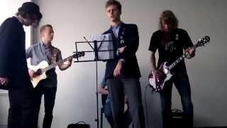 Video Fialová Nemesis - Slaměné slunce (zkouška)