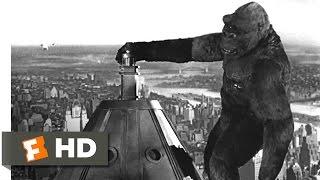 King Kong 1933  Beauty Killed The Beast Scene 10/10  Movieclips