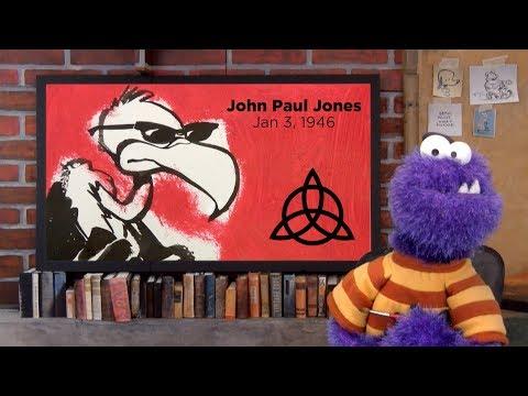 J R R Tolkien • John Paul Jones