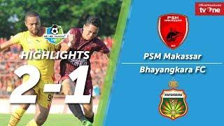 Video PSM Makassar vs Bhayangkara FC: 2-1 All Goals & Highlights MP3, 3GP, MP4, WEBM, AVI, FLV November 2017