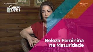 Beleza Feminina na Maturidade: Dicas de Cuidado