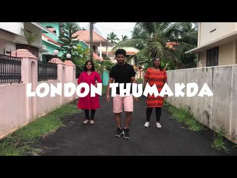 London Thumakda - A'jay | Dance Choreography Ft. Geet & Sayanora Philip