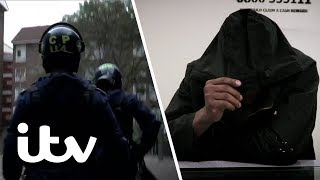 Video Executing A Police Raid On A Fraud Gang | Fraud: How They Steal Your Bank Account | ITV MP3, 3GP, MP4, WEBM, AVI, FLV April 2019