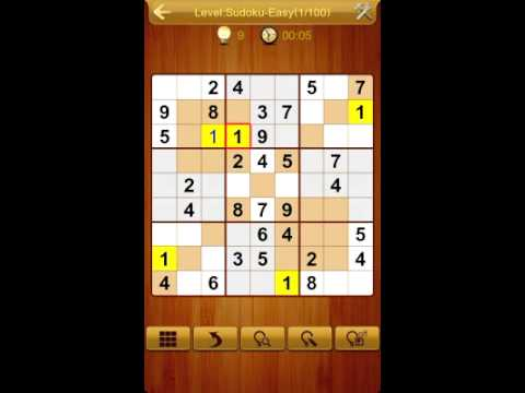 Video of Sudoku II