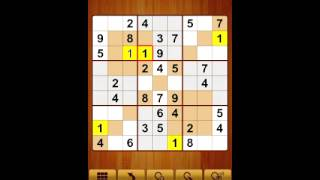 Sudoku II YouTube video