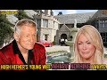 HUGH HEFNERs beautiful young wife will inherit nothing from his huge property of 43 million waptubes