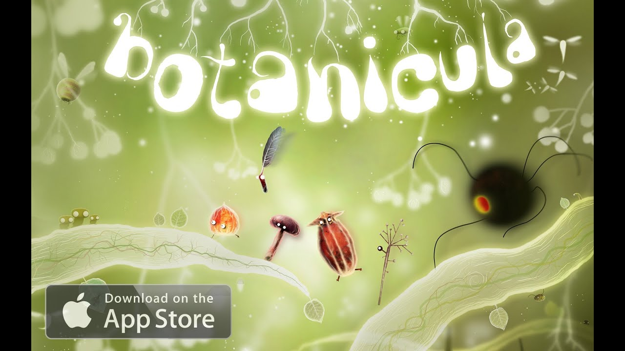 'Botanicula' for the iPad is Coming on May 1st