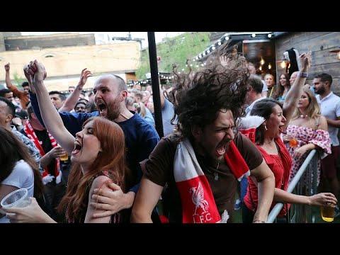 Λίβερπουλ: Ξέφρενο ολονύκτιο πάρτυ για την πρωταθλήτρια Ευρώπης!…