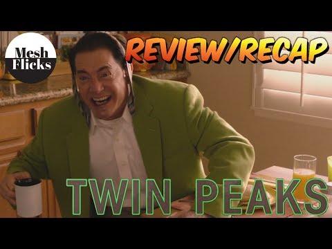 Twin Peaks   Season 3   Episode 4 & 5 Recap   Theories!